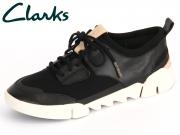 Clarks Tri Soul 261238084 black kombi