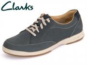 Clarks Stafford Park 5 20353216 navy Nubuck
