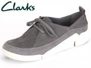 Clarks Tri Angel 261156404 grey blue Leather