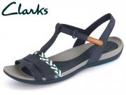 Clarks Tealite Grace 261238944 navy Nubuck