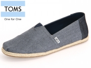 TOMS 10009899 ocean Coated Linen Rope