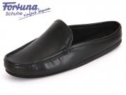 Fortuna Jack Mog 419199-72-001 schwarz Leder