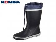 Romika Jeanie Boot N 100 34010-525 marine weiß