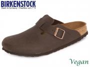 Birkenstock Boston 259513 cacao MF