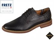 Fretz Men Andrew 6917.6871-51 noir Leder Gore Tex