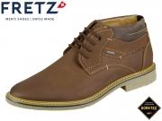 Fretz Men Andrew 6935.8827-82 cavallo Fettnubuk Gore Tex