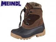 Meindl Sölden Junior 7734-46 dunkelbraun Velourleder