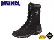 Meindl Fontanella 7861-01 schwarz Nubukleder GTX