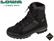 Lowa Isarco II GTX MID 410453-0999 schwarz Leder-Textil