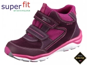 SuperFit 1-00239-41 eggplant kombi Velour Tecno Tex