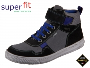 SuperFit Luke 1-00200-02 schwarz kombi Velour Tex