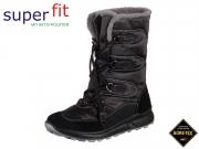SuperFit 1-00160-00 schwarz Velour Tecno Textil