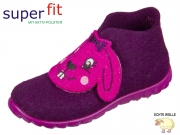 SuperFit Happy 1-00295-77 lila kombi Wollfilz