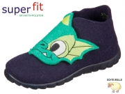 SuperFit Happy 1-00295-81 ocean komb Wollfilz