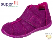 SuperFit Happy 1-00293-37 berry kombi Wollfilz