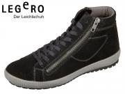 Legero Tanaro 4.0 1-00825-00 schwarz Velour