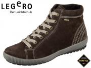 Legero 1-00619-48 charcoal Velour Tex