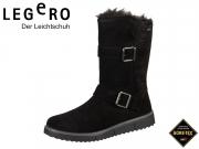 Legero 1-00656-00 schwarz Velour