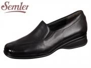 Semler Ria R1635-118-001 schwarz Soft-Nappa-Knautsch-Lack