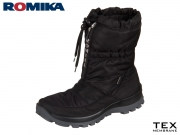Romika Alaska 118 87018-76-100 schwarz Techno