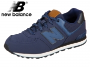 New Balance KL574YTG 581591-40-10 blue black