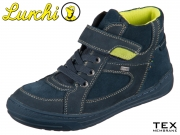 Lurchi Bar 33-14731-29 dark petrol Wax Leder Crazy