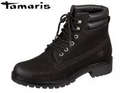 Tamaris 1-25242-29-007 black Leder-Synthetik