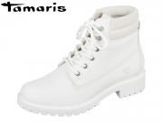 Tamaris 1-25242-29-122 white uni Leder