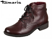 Tamaris 1-25245-29-568 merlot Leder