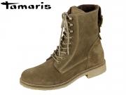 Tamaris 1-25275-29-722 olive Leder