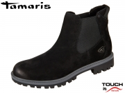 Tamaris 1-25401-29-007 black Leder