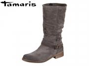 Tamaris 1-25455-29-206 graphite Leder