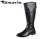 Tamaris 1-25530-29-001 black Leder Synthetik