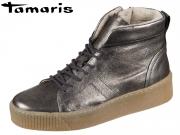 Tamaris 1-25758-29-915 pewter Leder
