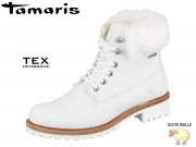 Tamaris 1-26244-29-114 white Leather