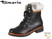 Tamaris 1-26271-29-001 black Leder Textil
