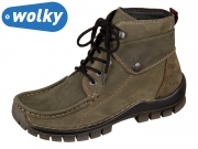 Wolky Jump Winter 0472550730 forest Nepal oiled leather