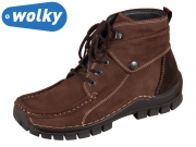 Wolky Jump Winter 0472550300 brown Nepal Oiled leather