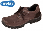 Wolky Fly Winter 0472650300 brown Nepal oiled Leather