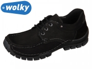 Wolky Fly Winter 042650000 black Nepal oiled Leather