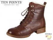 Ten Points Pandora 124002-301 brown Leather