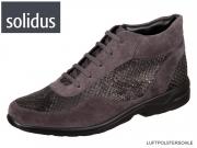 Solidus Hella 28003 20381 anthrazit schwarz Sportvelour Viper