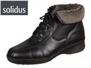 Solidus Hedda 26345-00181 schwarz Vitello Doubleface