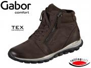 Gabor 76.959-30 anthrazit Nubuk Oil Tex