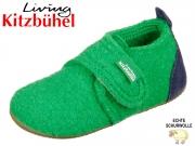 Living Kitzbühel 2822-441 emerald Wollfilz