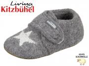 Living Kitzbühel 3216-610 grau Wollfilz