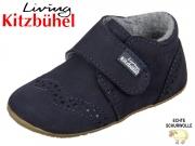 Living Kitzbühel 2012-590 nachtblau Nubukleder