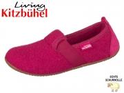 Living Kitzbühel 1446-362 magenta Wollfilz