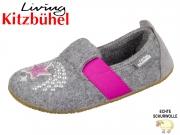 Living Kitzbühel 3220-610 grau Wollfilz