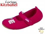 Living Kitzbühel 3225-355 purple wine Wollfilz
